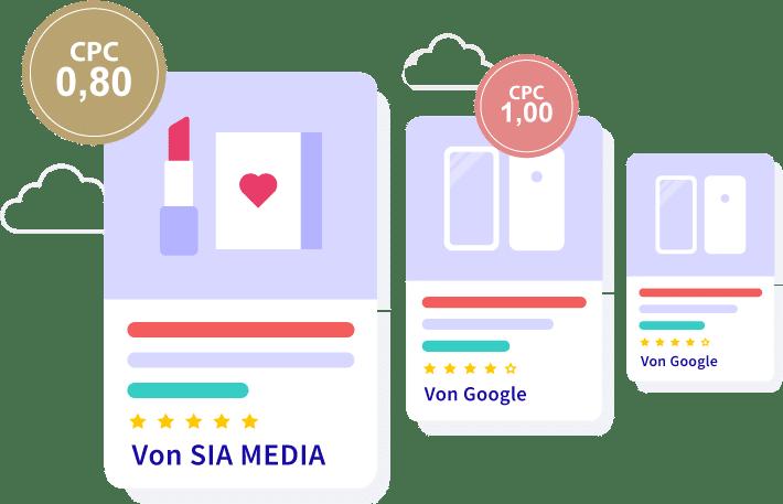 vorteile css - Google CSS Partner